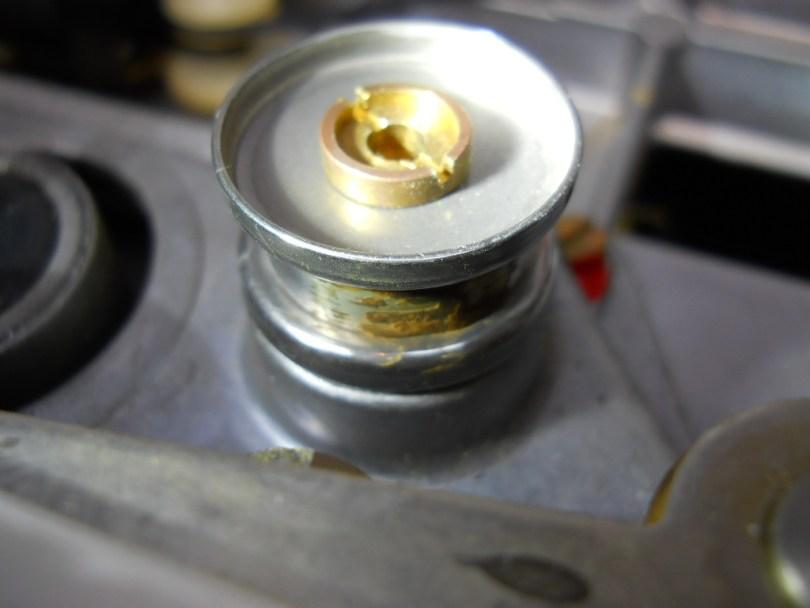 bobbin silver a77 REVOx repair
