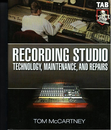 McGraw Hill ISBN # 0-07-142726-0, Tom McCartney Recording Studio