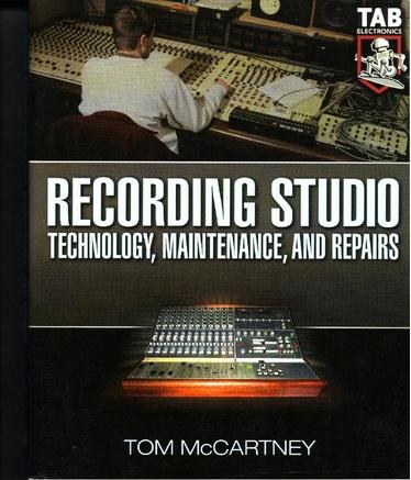 McGraw Hill ISBN # 0-07-142726-0, Tom McCartney Recording Studio