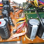 capacitors on teac Z7000 Master Cassette Deck