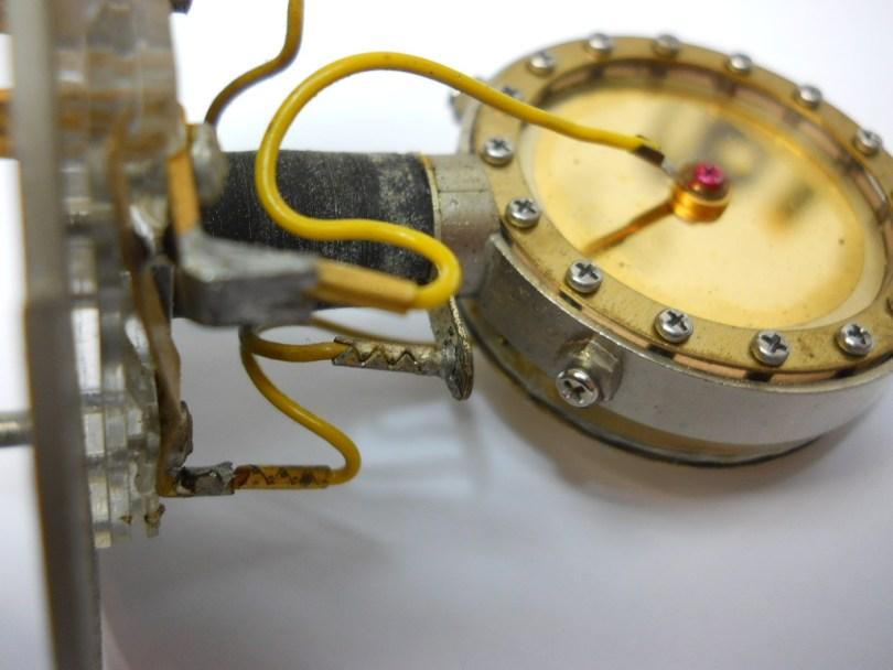 neumann mic u47 repair with new capsule