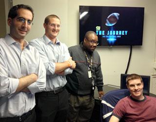 BTN staff:  Bill Friedman, Dan Lindberg, Julian Darnell, John Castell
