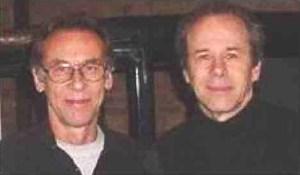 Producer Rich Larson and director Ron Karpman