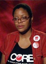 Chicago Teachers Union activist Kim Bowsky in Labor's Living Lessons