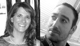 Laurie Haverkamp and Bret Sechrist
