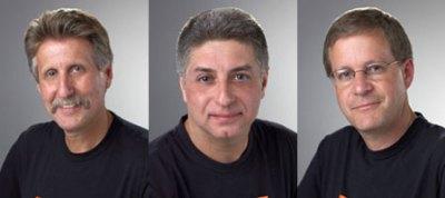 Principal owner/general manager Peter Biasotti, associates Steve LaMonica and Doug Sperling