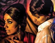 Fawzia Mirza and Mouzam Makkar in 'The Queen of My Dreams'