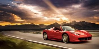 Ferrari by Wilhelm Scholz
