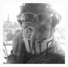 """Antonio Brunetti stars in """"Graffito"""""""