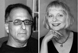 Producer/editor Larry Jacobs, Producer/director Susan Marcinkus