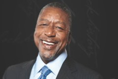 Robert Johnson, 54-year-old, is the first African American billionaire.