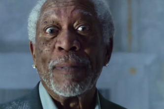 Morgan Freeman for Mountain Dew