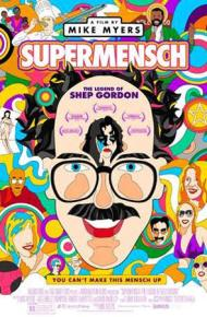 Supermench Legend of Shep Gordon