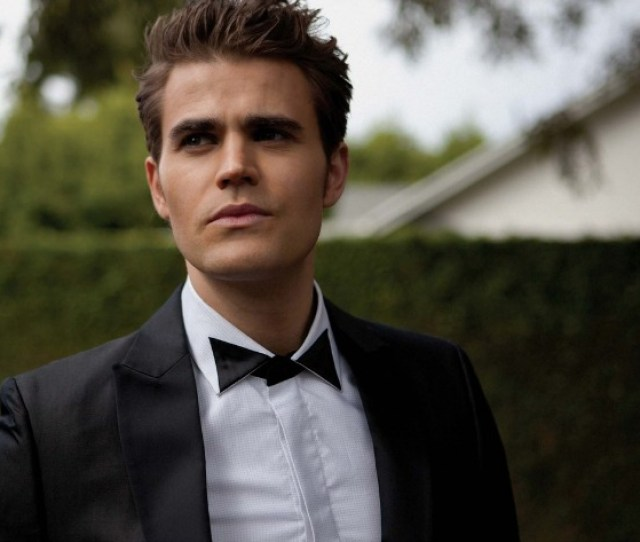 The Vampire Diaries Paul Wesley On Dream Roles Becoming