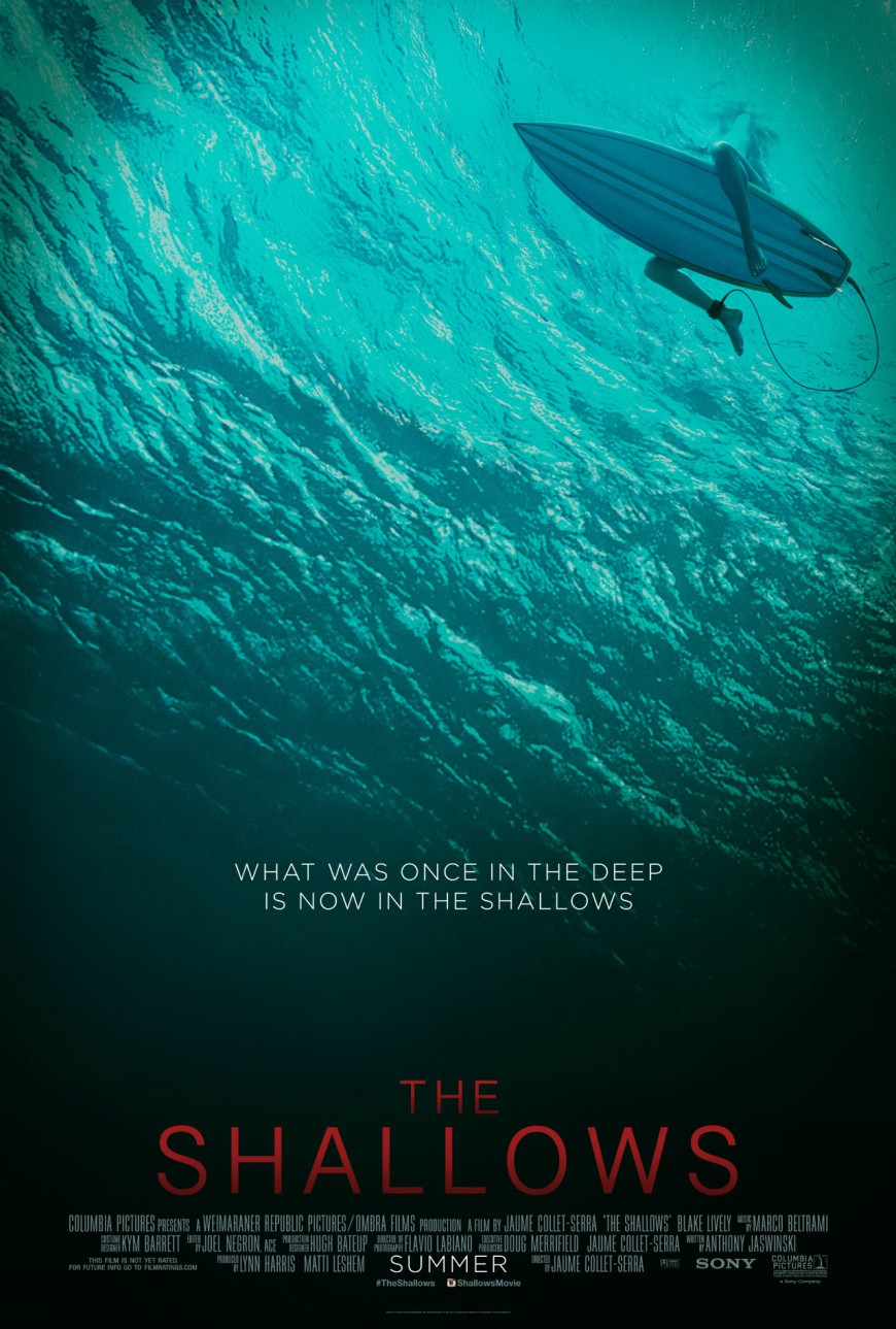 The Shallows, Blake Lively