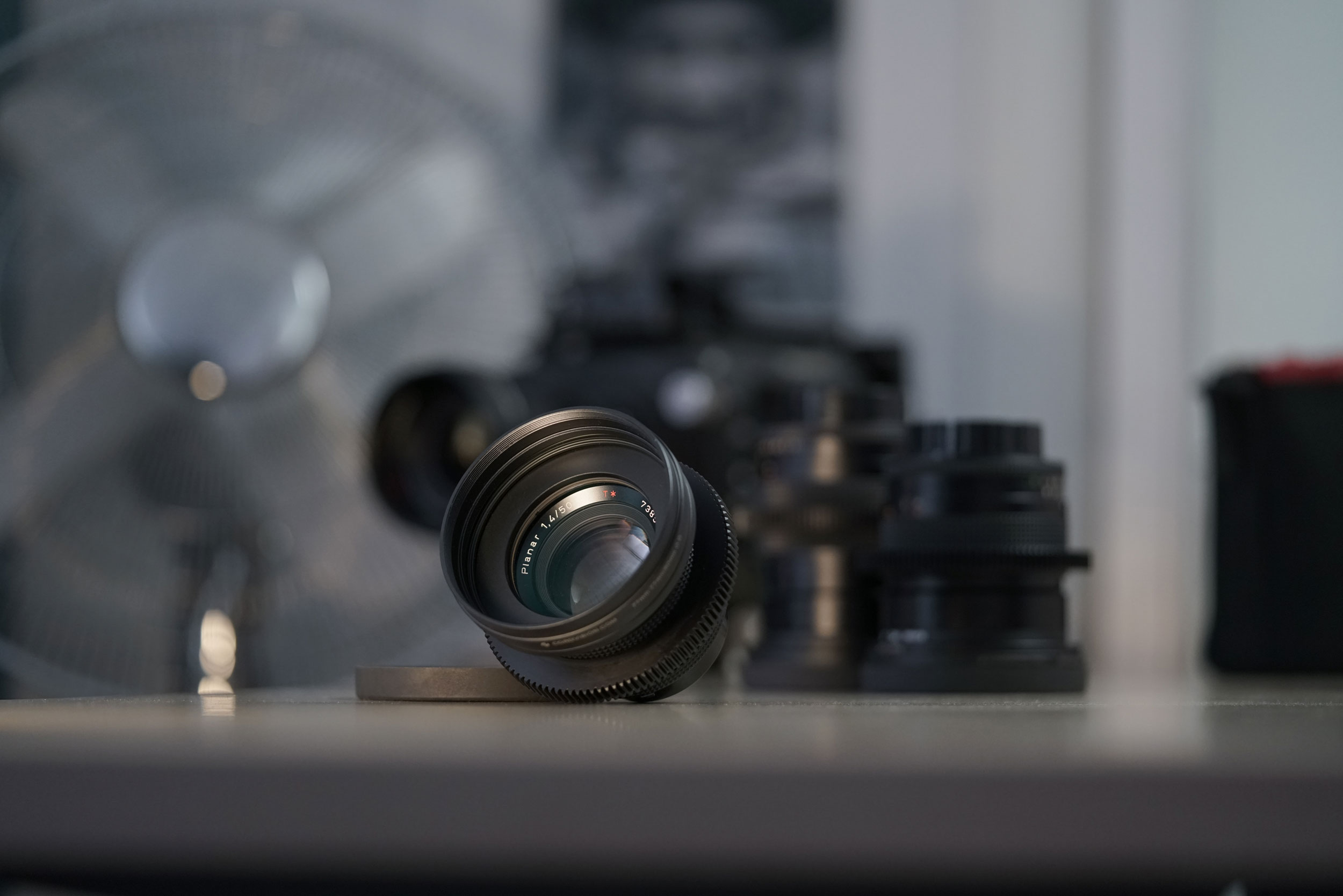 Read more about the article Discovering old lenses for new techniques