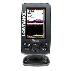 Lowrance Elite-4X with CHIRP and Down Scan Imaging