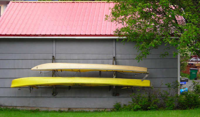 How to Store a Kayak: 5 Things You Should Know - Reel Pursuits