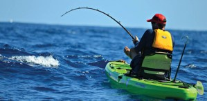 best sit on tops fishing kayaks