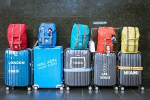 Kofferbeschriftungen