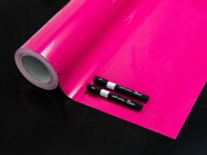 Tafelfolie Pink