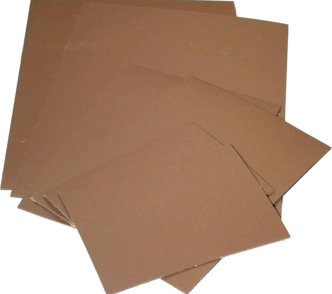 Linoleum Platte in DIN A5