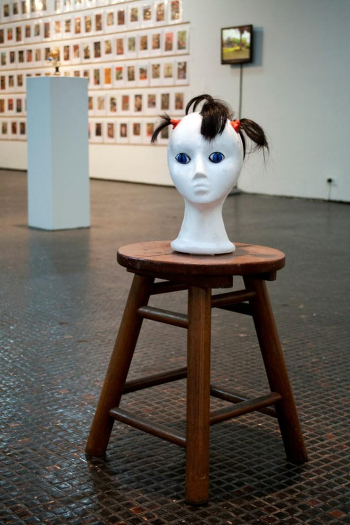 Mostrario Instalación 1998