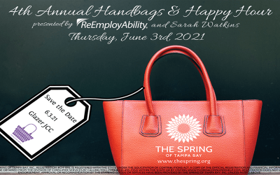 ReEmployAbility is Presenting Sponsor for The Spring of Tampa Bay's 'Handbags & Happy Hour' Event