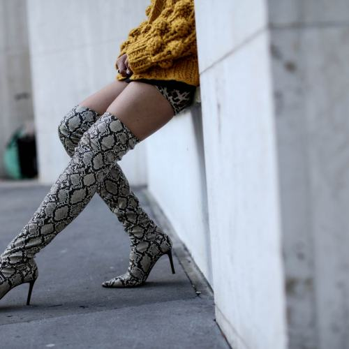 The Edit: Over The Knee Boots