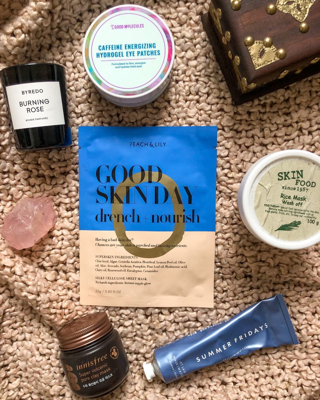 Best face masks by a beauty blogger