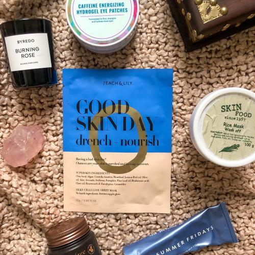 Best face masks by a beauty blogger