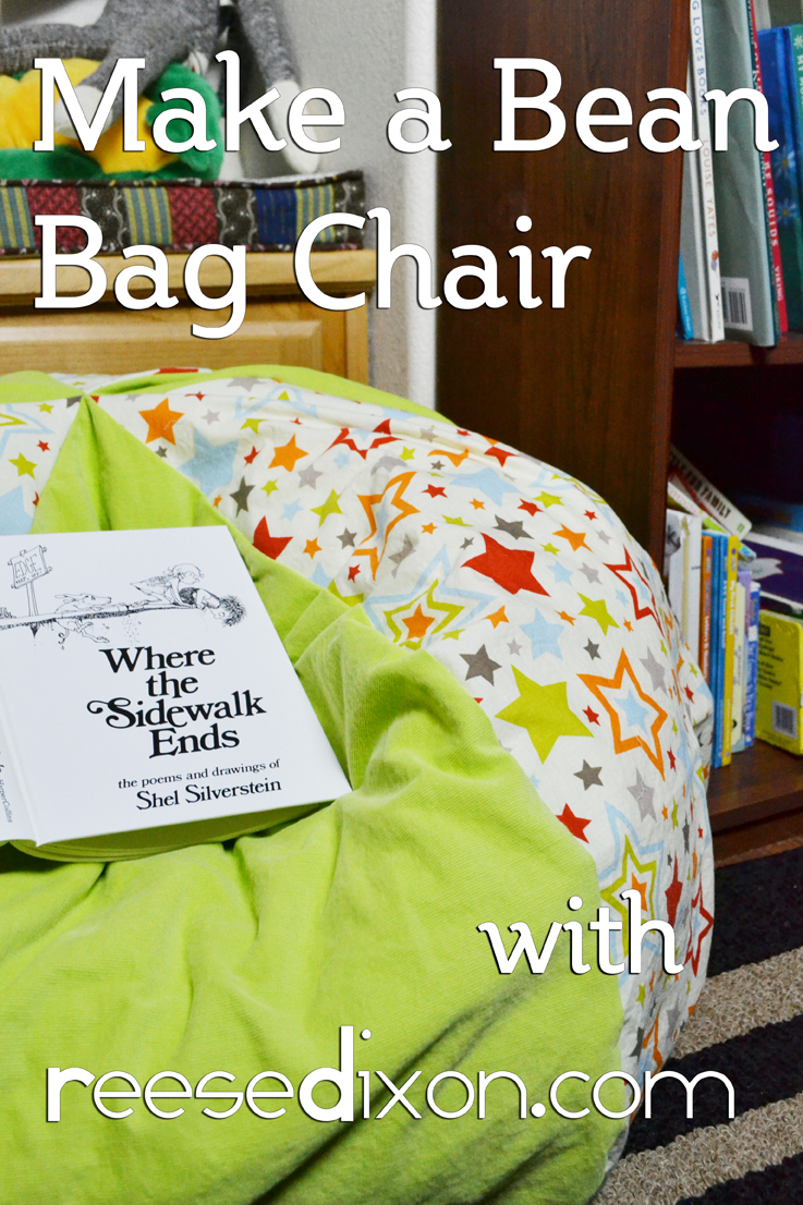 Make A Childu0027s Bean Bag Chair