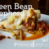 Green Bean Shepherds Pie