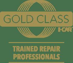 I-Car Gold Class Logo