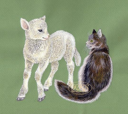 """J.Herriot """"Suured loomad, väiksed loomad"""" kaanepilt"""