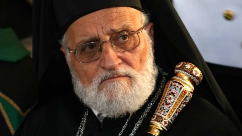 Patriarch Gregoire III. Laham wurde 1933 in Darayya bei Damaskus geboren, wo Paulus seine Christusvision gehabt haben soll.