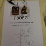 F8DEG - Micro émetteur 40m