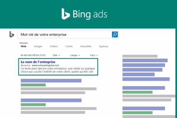 Nouveauté Bing Ads : Campagnes uniquement Mobile !