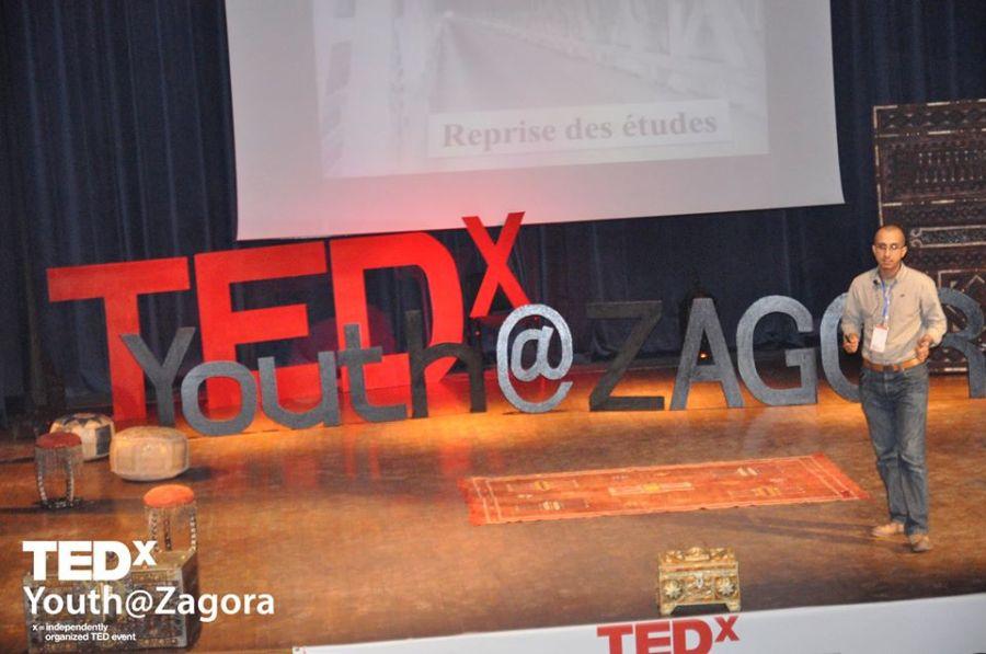 11 Janvier 2014- TEDx Zagoura