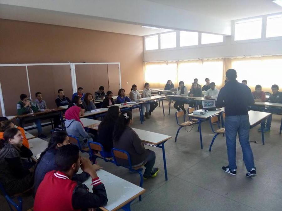 20 Décembre 2015- Atelier Entrepreneuriat Social- Tamkeen JCI Rabat
