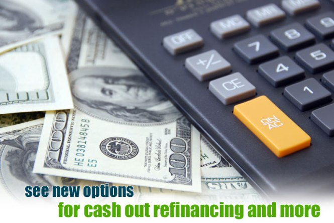 home refinance with bad credit