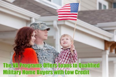 Home Loans for Bad Credit and Low Scores