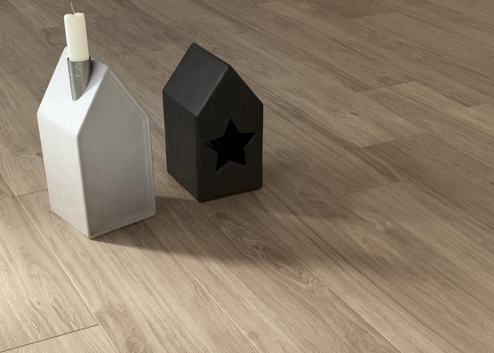 dark grey porcelain tiles