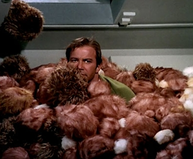 """The Trouble with Tribbles"" Stark Trek Episode"