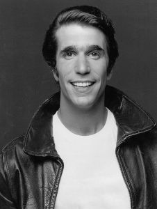 """Henry Winkler Happy Days 1976"" by ABC Television"