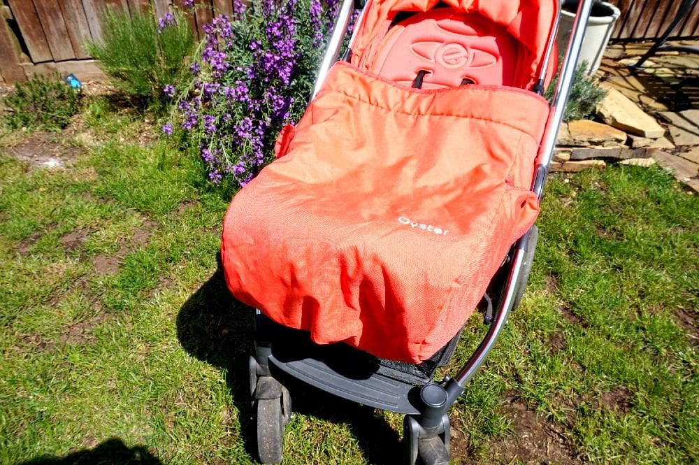 Babystyle Oyster 2 review