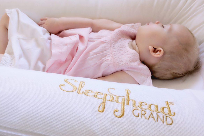 sleepyhead grand baby pod review will it make my baby sleep