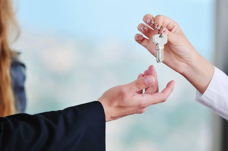 House Viewing Etiquette - New Keys