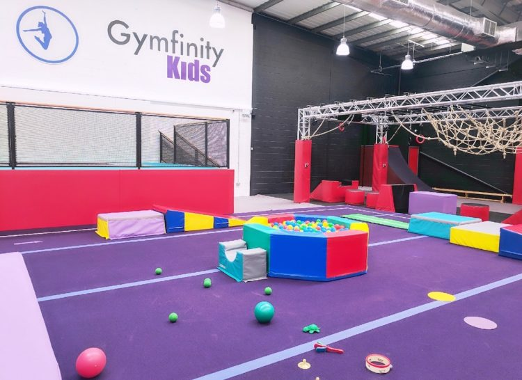 Gymfinity Kids Review - Baby Toys