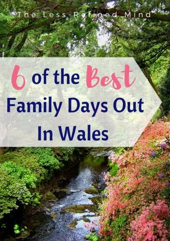 If you're planning a trip to Wales check out these six best family days out in Wales. #wales #visitwales #familydaysout